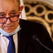 Covid-19: Jean-Yves Le Drian est cas contact