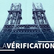 Le fer de la Tour Eiffel a-t-il été «volé aux Algériens» ?