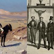 Des pharaons aux empereurs romains, les passions des Napoléon archéologues