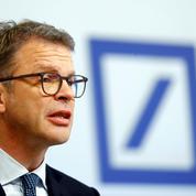 Deutsche Bank gonfle ses bonus malgré les mises en garde