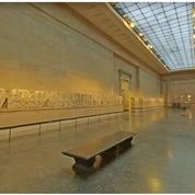 Boris Johnson réaffirme que les marbres du Parthénon appartiennent au British Museum