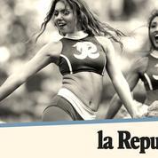 Le football américain passe aux troupes de danse mixtes : exit les pom-pom girls