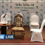 Thaïlande: la vaccination avec l'AstraZeneca retardée