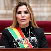 Bolivie: détention provisoire pour Jeanine Añez, accusée d'avoir renversé Morales