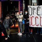 L'Opéra de Lyon occupé par des étudiants en arts inquiets pour leur avenir