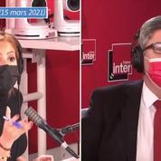 Vaccins : Mélenchon souhaite que la France se tourne vers la Russie, la Chine et Cuba