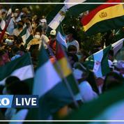 Bolivie : l'opposition dans la rue contre la détention de l'ex-présidente
