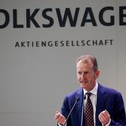 Volkswagen veut dominer le marché électrique dès 2025