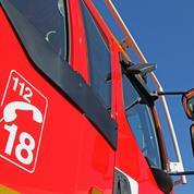 Somme : un pompier tué par l'effondrement d'une maison en feu