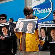 Les procès de deux Canadiens détenus en Chine débuteront dans les prochains jours