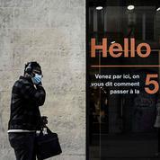 5G : le coup d'envoi donné ce vendredi à Paris par Orange et SFR