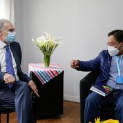 Le Français Jean Arnault nommé envoyé spécial de l'Onu pour l'Afghanistan