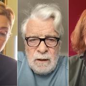 Des comédiens rendent hommage aux morts du Covid en lisant les témoignages de leurs familles