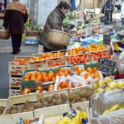 Reconfinement : les marchés alimentaires restent ouverts