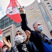 Turquie : le parti d'opposition HDP menacé d'interdiction par le pouvoir d'Erdogan