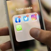 Instagram, WhatsApp et Facebook Messenger victimes d'une importante panne