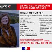 Ille-et-Vilaine : appel à témoin après la disparition inquiétante d'une Vosgienne de 29 ans résidant à Rennes