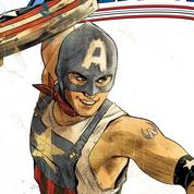 Le premier Captain America ouvertement gay bientôt en comics