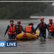 Appel à l'évacuation en raison d'inondations sur la côte est australienne