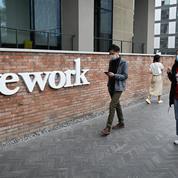 WeWork a perdu 3,2 milliards de dollars en 2020