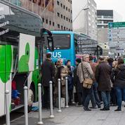 Grève des conducteurs du réseau de transports en commun lillois après une agression