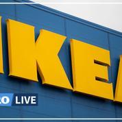 Soupçonnée d'avoir «fliqué» salariés et clients, Ikea face à la justice