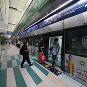 Keolis va exploiter le métro et le tram de Dubaï