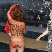 Corinne Masiero accusée d'exhibition sexuelle: le parquet classe sans suite un signalement de députés LR
