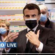 Covid-19 : Macron veut des campagnes de vaccination ciblées sur des «professions exposées» dès fin avril