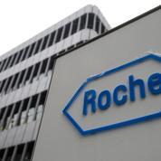 Roche: résultats prometteurs pour le cocktail anti-Covid développé avec Regeneron