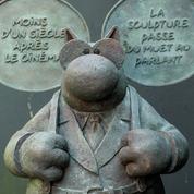 Le Chat de Philippe Geluck bientôt niché aux Champs-Élysées