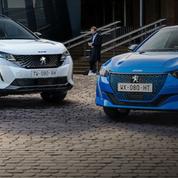 Automobile: Peugeot, numéro un des ventes en Europe en février