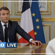 Macron : «Il y aura des tentatives d'ingérence» de la Turquie dans l'élection présidentielle