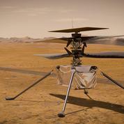 La Nasa veut faire voler un hélicoptère sur Mars début avril
