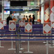 Covid-19 : les personnes positives à l'arrivée dans les aéroports parisiens pourront être isolées