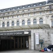 Le nom de Valéry Giscard d'Estaing ajouté à ceux des musées d'Orsay et de l'Orangerie