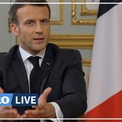 Covid-19 : l'UE a «manqué d'ambition» sur les vaccins, reconnaît Macron à la télévision grecque