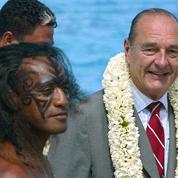 Polynésie: des écologistes veulent débaptiser les lieux qui rendent hommage à Chirac et à de Gaulle