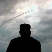 La Corée du Nord tire «deux missiles balistiques» et défie Joe Biden