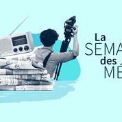 La semaine des médias N°21 : Francesca Antoniotti, Julia Vignali, Amandine Petit , Alexandre Ruiz, Michel Drucker…