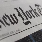 Un éditorialiste du New York Times vend un article 560.000 dollars sous forme numérique