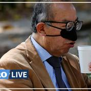 Covid-19 : des chercheurs créent un masque nasal censé protéger durant les repas