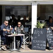 Les restaurateurs demandent une réouverture des terrasses dès le 1er avril dans certains départements