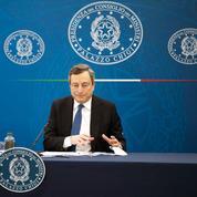 Italie: Mario Draghi annonce la réouverture partielle des écoles