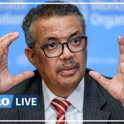 Covid-19: l'OMS lance un appel aux dons pour 10 millions de doses de vaccins