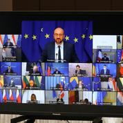 Macron veut booster le plan de relance européen