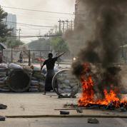 Birmanie: le siège du parti d'Aung San Suu Kyi incendié