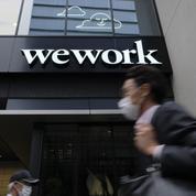 WeWork va faire son entrée en Bourse via un SPAC, valorisé à 9 milliards USD