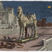 Sur Arte, cheval de Troie et pronostics épiques