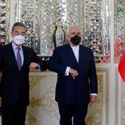 L'Iran et la Chine signent un «pacte de coopération stratégique de 25 ans»